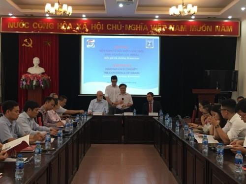 越南学习借鉴以色列的创新型经济体发展经验 hinh anh 1