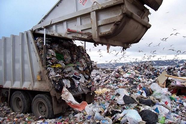 呼吁东南亚国家禁止洋垃圾进口 hinh anh 1