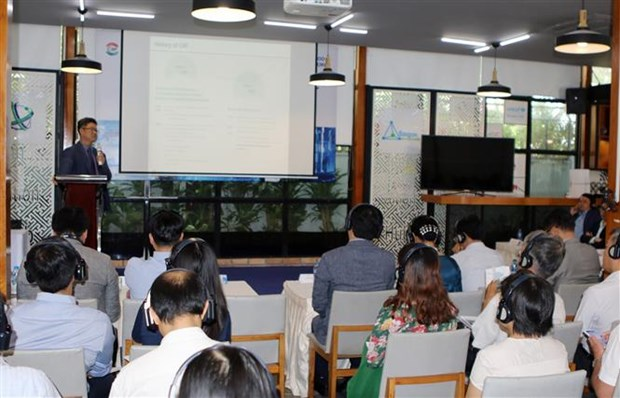 越南与韩国加强生物技术领域的合作 hinh anh 2