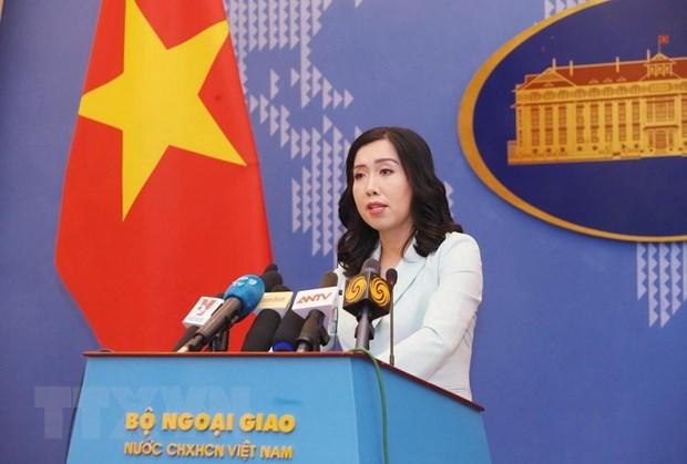 越南希望各国为维护东海和平和稳定做出积极贡献 hinh anh 1