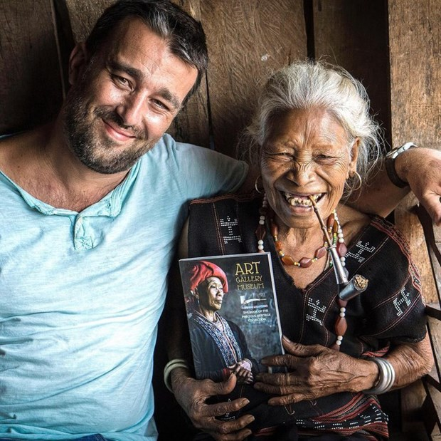 BBC刊登越南少数民族居民肖像照 hinh anh 1