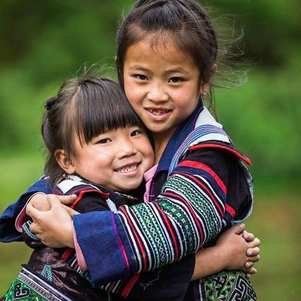 BBC刊登越南少数民族居民肖像照 hinh anh 2