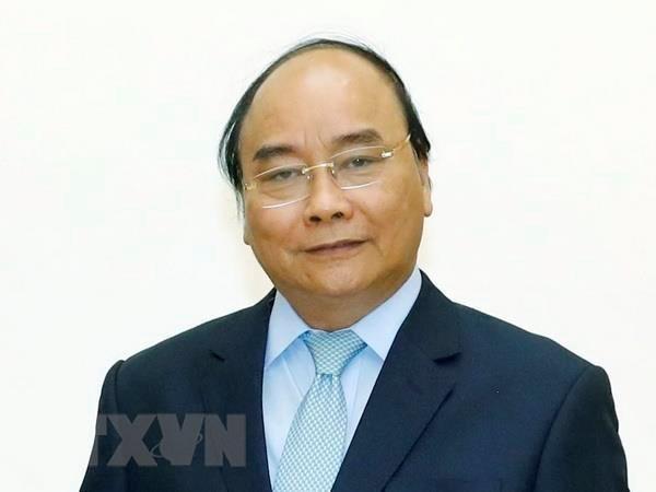 越南政府总理阮春福将出席G20峰会和访问日本 hinh anh 1