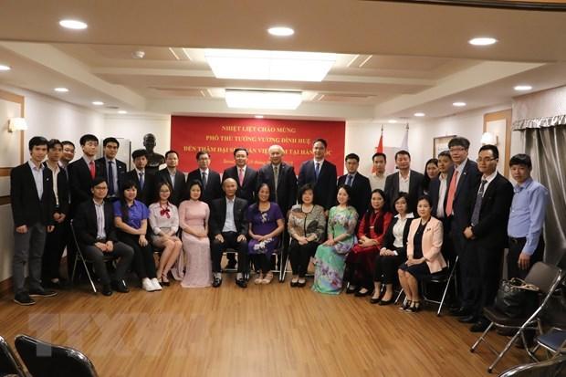 越南为韩国企业扩大在越投资范围创造便利条件 hinh anh 3