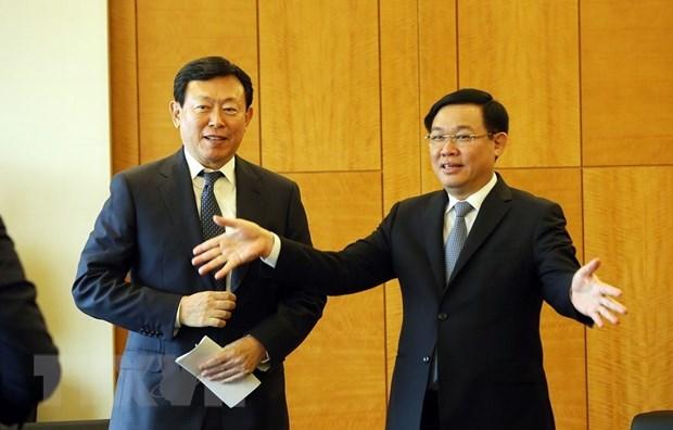 越南为韩国企业扩大在越投资范围创造便利条件 hinh anh 2