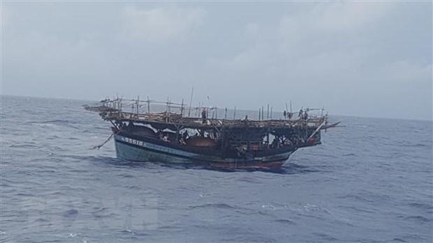 越南渔船在海上作业时已履行国际义务 hinh anh 1