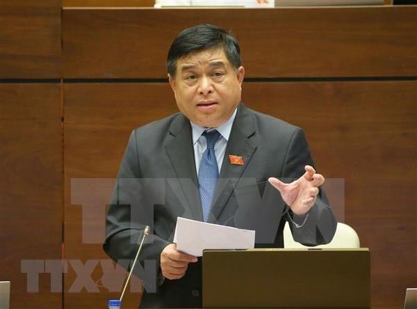 计划与投资部部长阮志勇:改革创新是增长的最重要动力 hinh anh 1