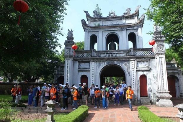 河内市促进与日本的旅游合作 hinh anh 1