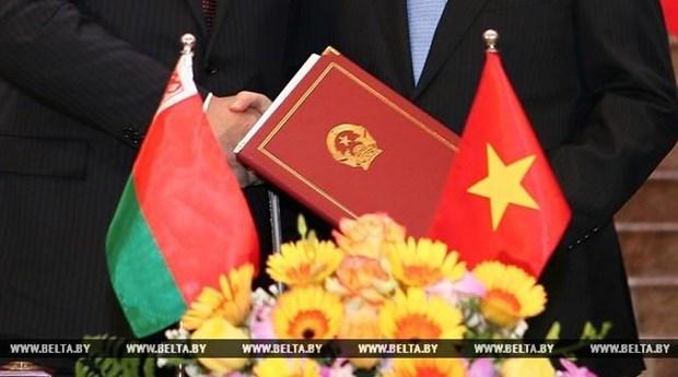 越南重视与白俄罗斯的团结友谊 hinh anh 1
