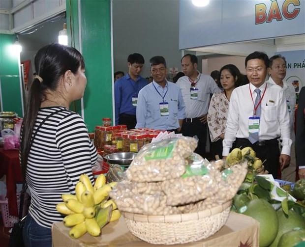 2019年越南国际农业产业系列展会正式开幕 hinh anh 2