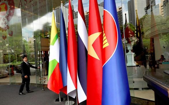 第34届东盟峰会框架内系列会议开始举行 hinh anh 2