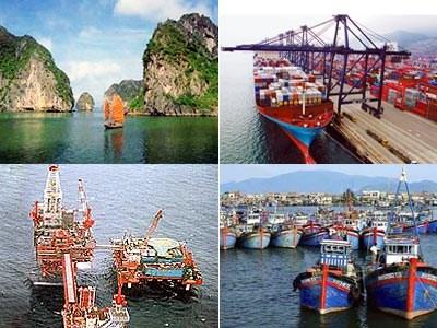越南海洋岛屿:实现越南海洋经济可持续发展 hinh anh 1