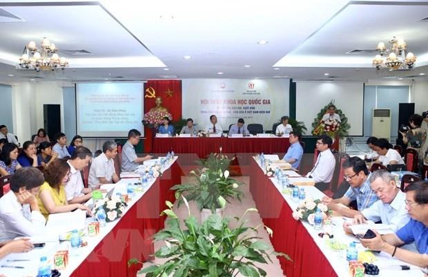 越南充分发挥新闻媒体和出版活动在思想文化领域中的作用 hinh anh 1