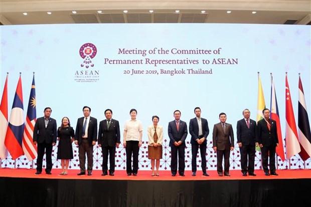 第34届东盟峰会框架内系列会议开始举行 hinh anh 1