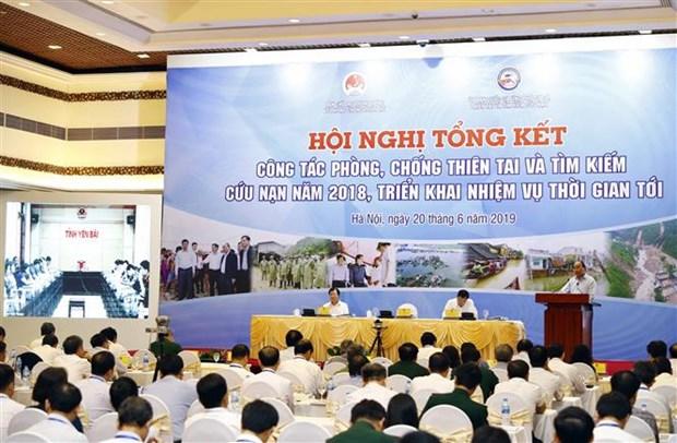 越南一直充满信心能克服并战胜自然灾害 hinh anh 3