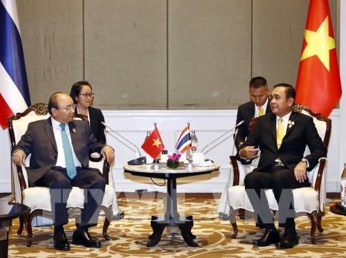 阮春福总理接受泰国《国家报》 专访 hinh anh 1