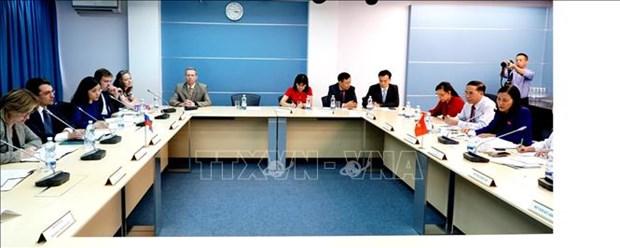越南与俄罗斯加强议会合作 hinh anh 1