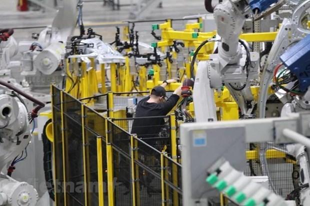 2019越南国际精密工程机械展览会将在胡志明市举行 hinh anh 1