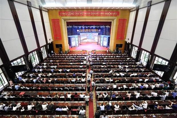 政府副总理武德儋出席2018年越南国家质量奖暨亚太国际质量奖颁奖仪式 hinh anh 3