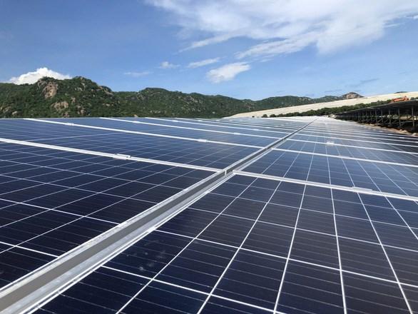 永新二号太阳能发电站进入商业性开发阶段 hinh anh 2