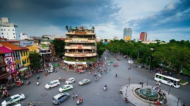 河内市将继续提升省级竞争力指数 hinh anh 1