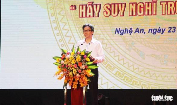 响应国际禁毒日和越南全民禁毒行动月的集会活动在乂安省举行 hinh anh 2