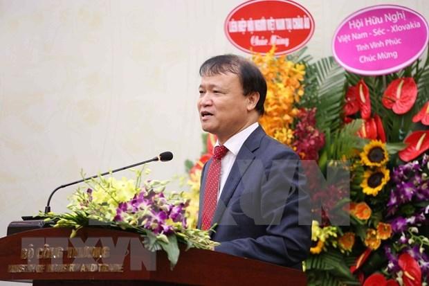 杜胜海当选为越捷友好协会主席 hinh anh 1