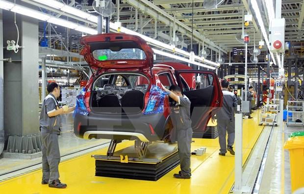 德国专家对越南经济发展与合作机遇予以高度评价 hinh anh 1