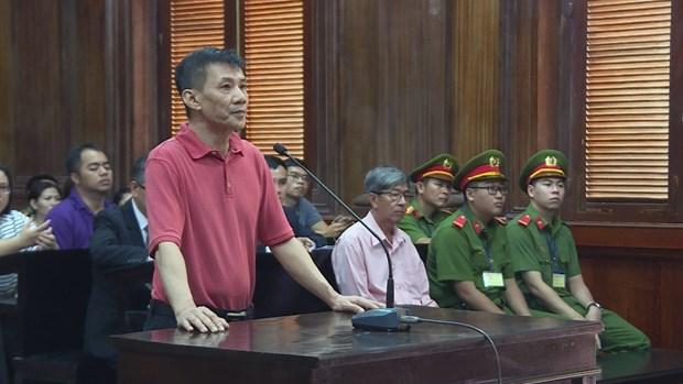"""反动组织""""国内崛起""""案一审公开审理 hinh anh 1"""