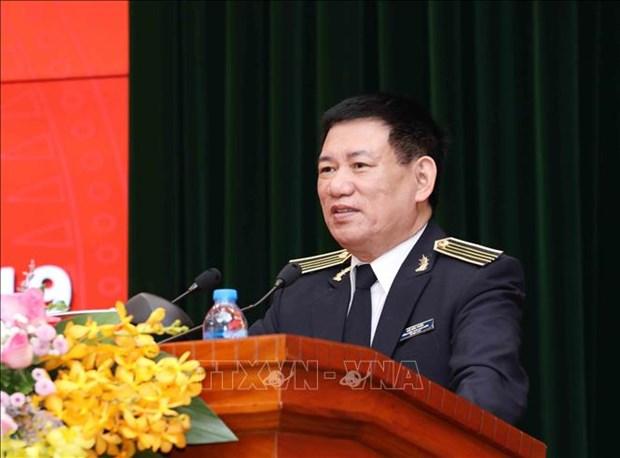 加强合作提高越南国家审计署的运作效率 hinh anh 1