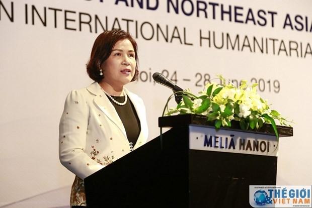 越南促进遵守国际人道法 hinh anh 2