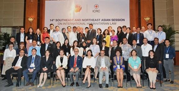 越南促进遵守国际人道法 hinh anh 1