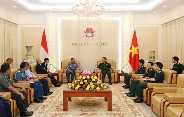 首次越南-印尼防务政策对话举行 hinh anh 3