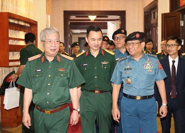 首次越南-印尼防务政策对话举行 hinh anh 2