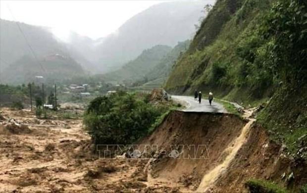 提高越南中部四省人民抵御自然灾害能力 hinh anh 1