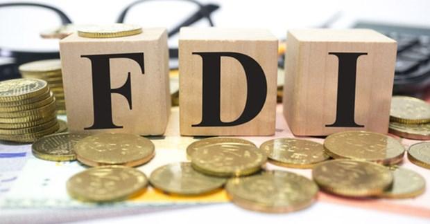 2019年前6月越南吸引外国直接投资资金184.7亿美元 hinh anh 1