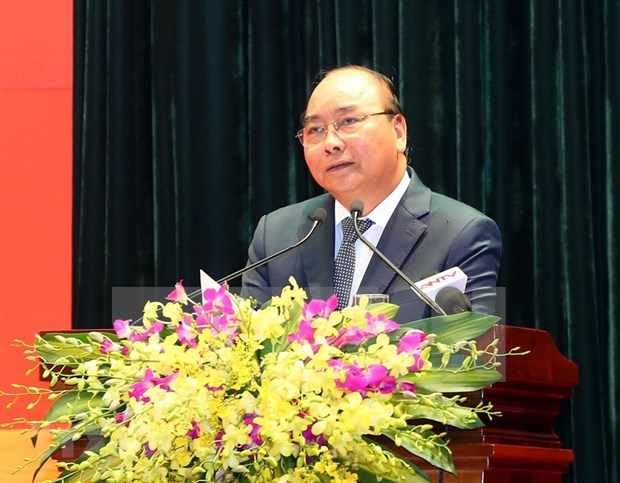 阮春福:保障政治安全和社会治安秩序是人民公安力量的历史使命 hinh anh 2