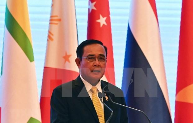泰国总理呼吁地区各国促进现代化以保持竞争力 hinh anh 1