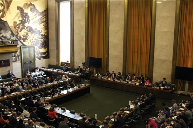 越南担任联合国裁军谈判会议主席 hinh anh 3