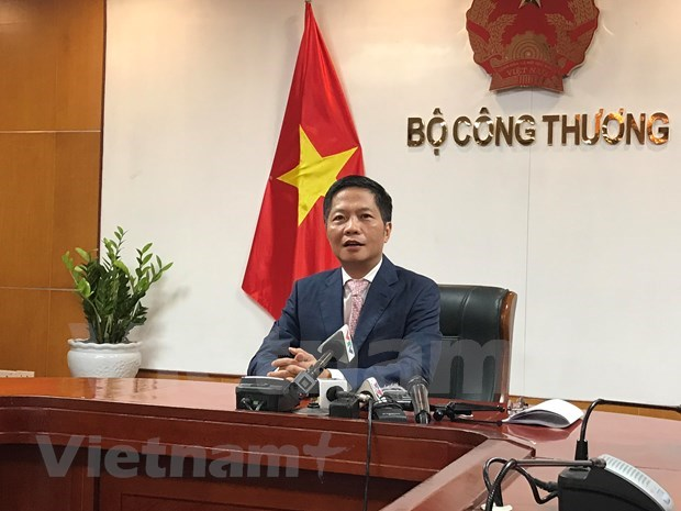 《越南与欧盟自由贸易协定》:保障越南与欧盟利益平衡 hinh anh 1