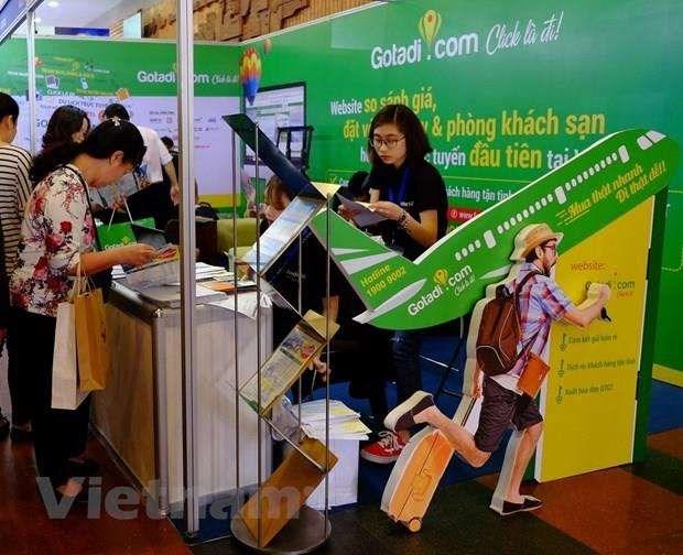 越南在线旅游的发展潜力仍有待挖掘 hinh anh 1