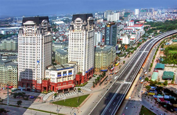 今年上半年河内市工业增长7.72% 呈下降趋势 hinh anh 1