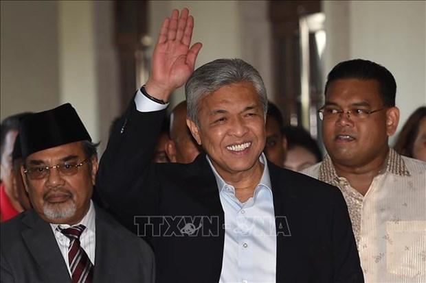 马来西亚前副总理阿末扎希被追加多项罪名 hinh anh 1