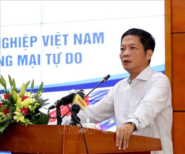 越南农业争取新一代自由贸易协定带来的机会 hinh anh 2