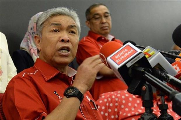 马来西亚前副总理阿末扎希再被加控7项罪名 hinh anh 1