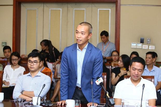 阮孟雄: 任何不遵守越南法律的跨国平台将绝对不会受到越南的欢迎 hinh anh 2