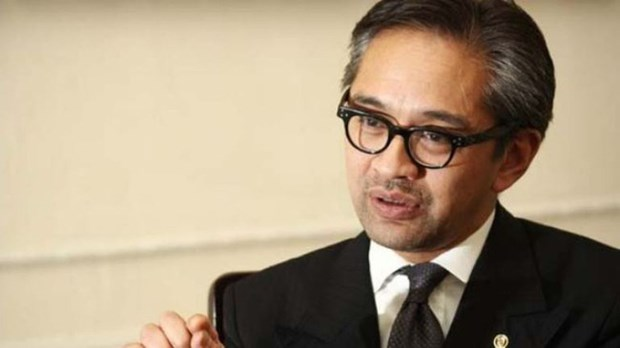 印尼前外长呼吁东盟加强在解决东海问题中的团结性 hinh anh 1