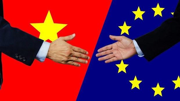 《欧盟与越南自由贸易协定》和《越南与欧盟投资保护协定》总括 hinh anh 1