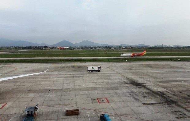 越南航空总局允许越捷航空公司飞行员增加飞行小时数 hinh anh 1