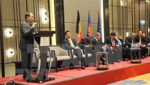 EVFTA将提升越南商品在欧洲市场上的竞争力 hinh anh 1